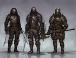 Orc Trio