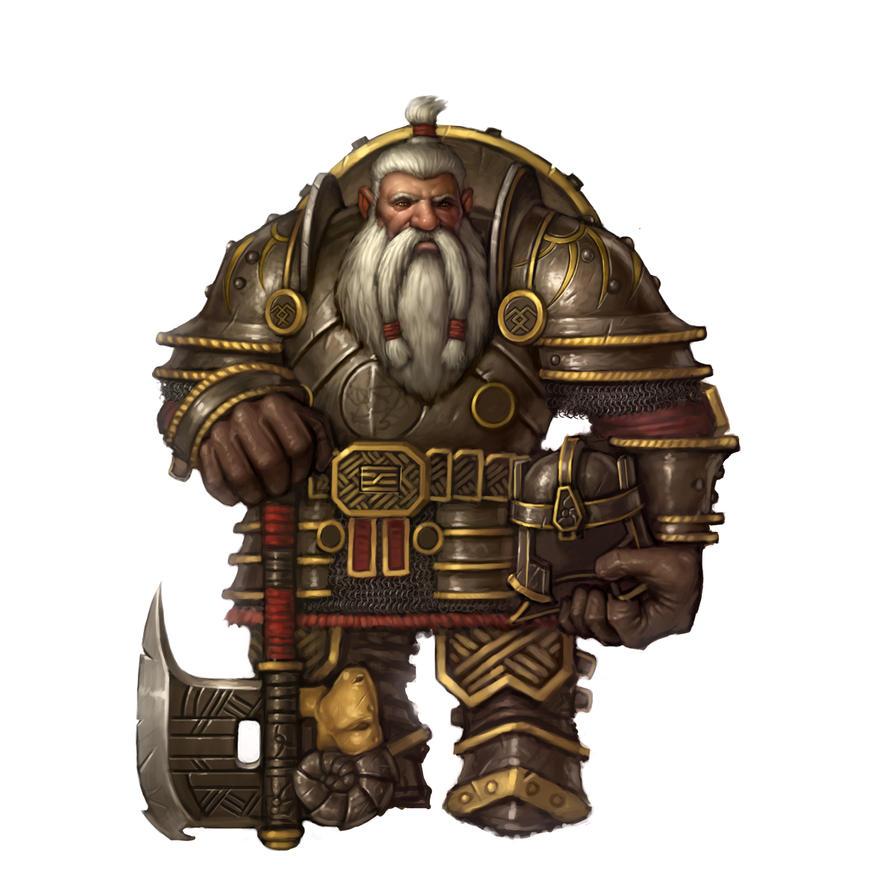 Lord Dwarf by Sam-Peterson