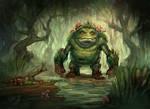 Bog Creature