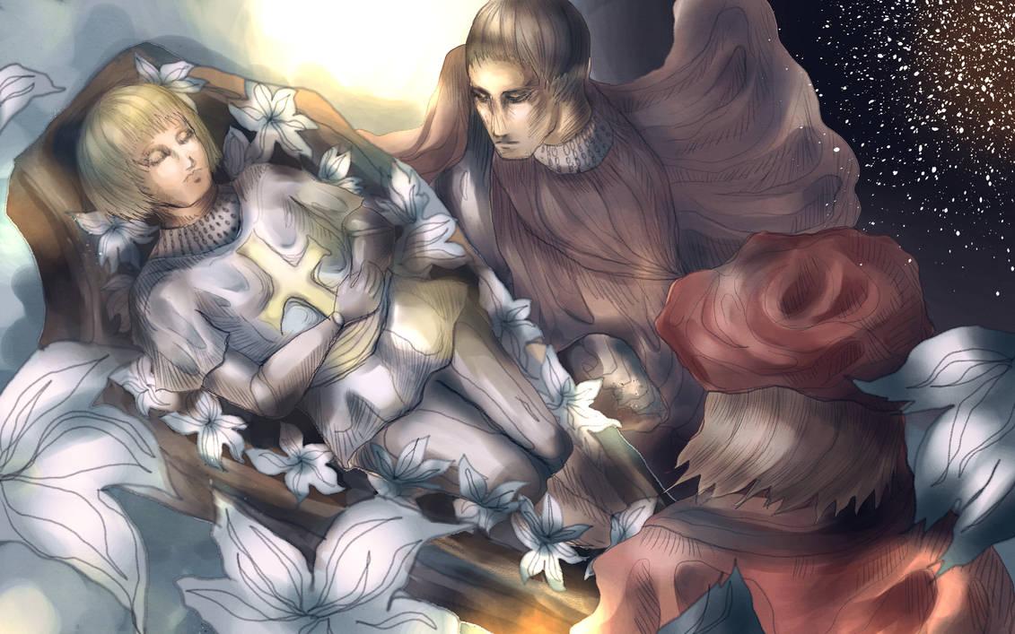 Deus Vult: An otome