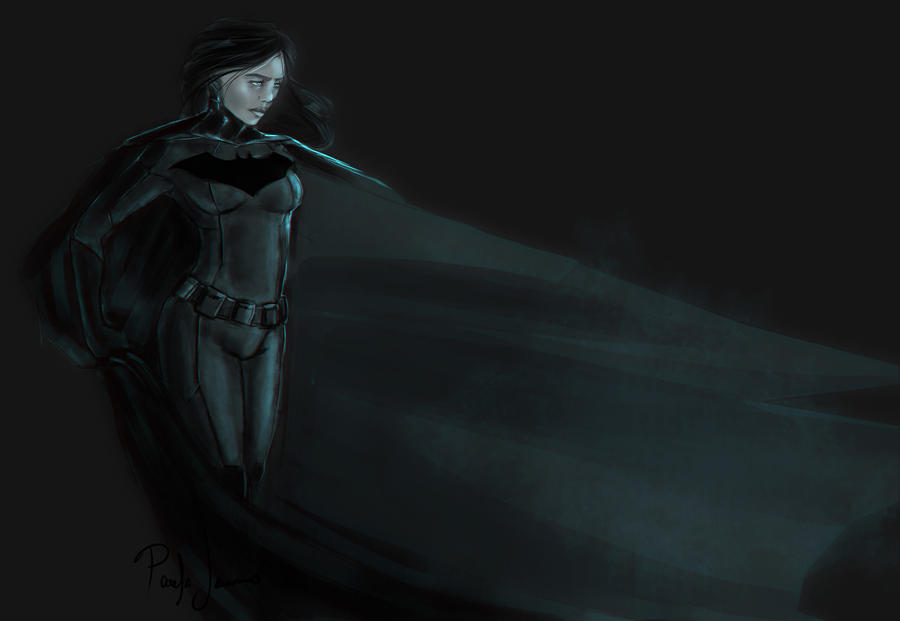 female Bruce by ZenRumi