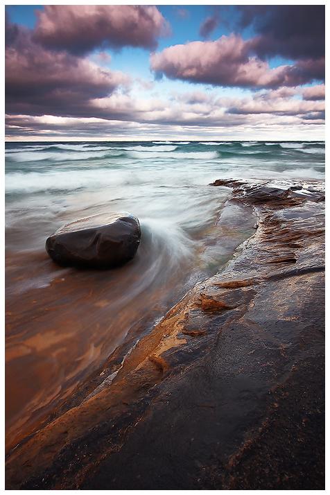 Rock Cove by Julian-Bunker