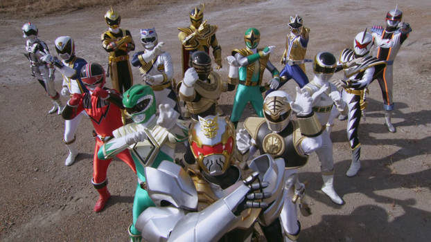 All special rangers