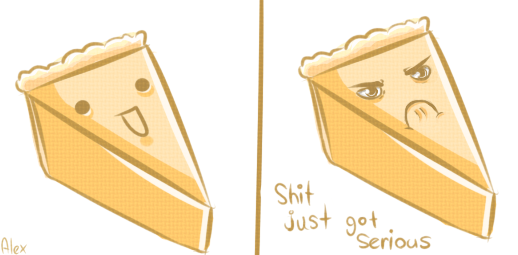 A Determined Pie by ADeterminedPie