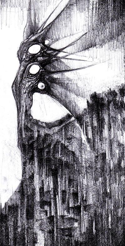 black bird by A-Q-U-A-R-I-U-S