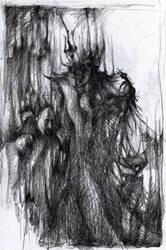 Sauron by A-Q-U-A-R-I-U-S