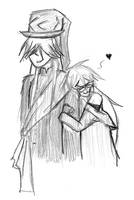 Undertaker x Grell by Kay-Spitfire