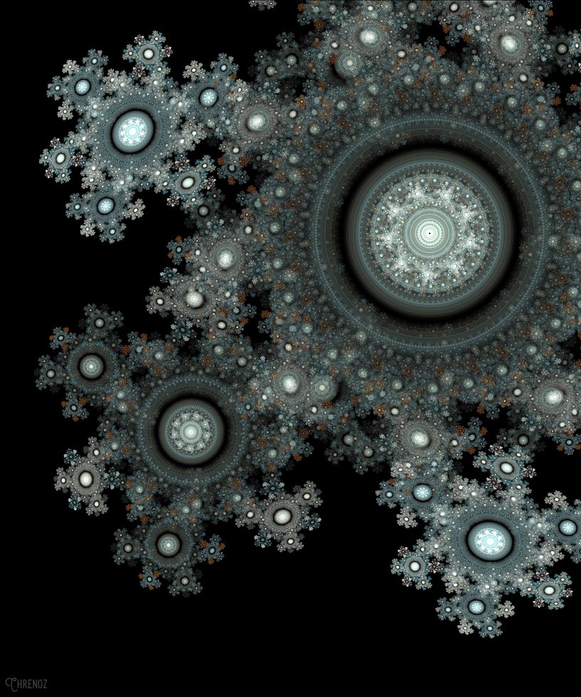 Winter's Eye by ChrenoZ