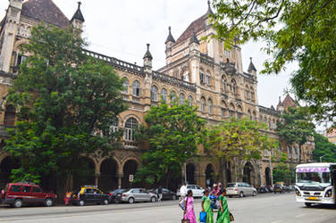 Street Mumbai