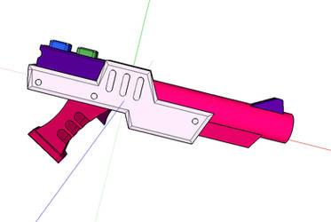 Arcade Miss Fortune Gun (WIP)