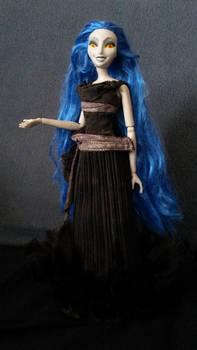 OOAK Queen of the Underworld Megara