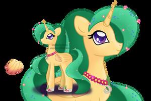 MLP Princess Adopt 1