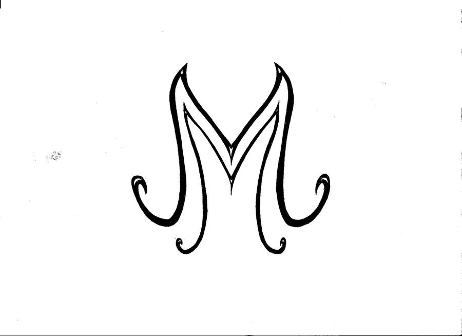 Tattoo letter m by esmyjohn on deviantart tattoo letter m by esmyjohn altavistaventures Gallery