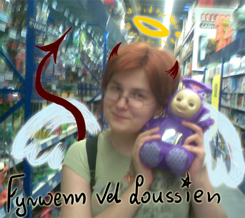 Fyrwenn's Profile Picture