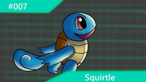 Squirtle+Background