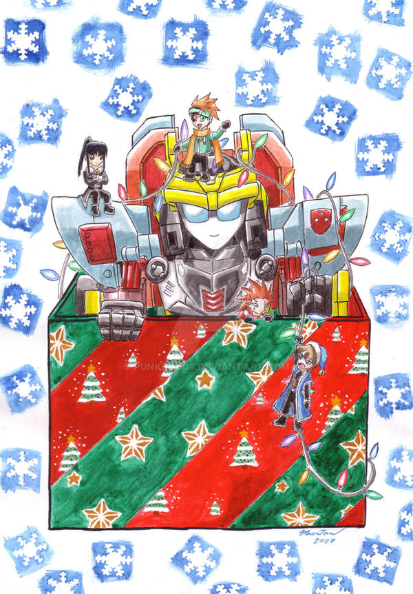 Christmas Special 2007 by punkbot08
