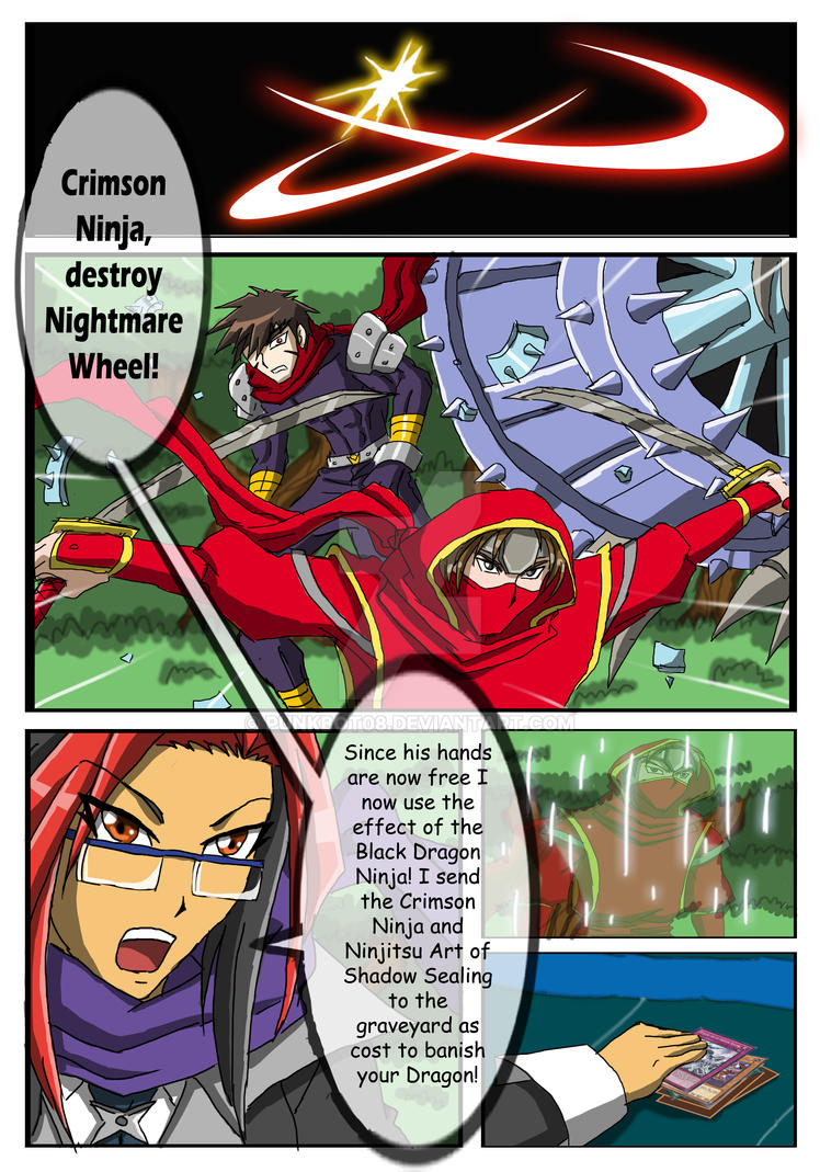 YGO Doujin Bonus Chapter - Wally's Agent - Page 42 by punkbot08