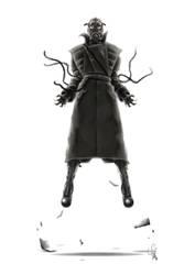 Psycho Mantis IV by arok318
