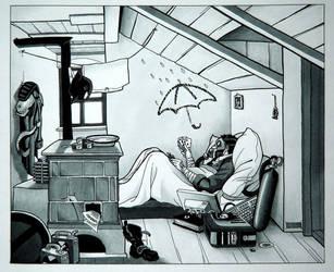 Dachboden by arok318
