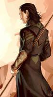 Loki by arok318
