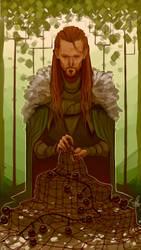 Loki Laufeyson by arok318