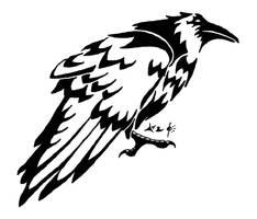 Raven Trade by Fleech-Hunter