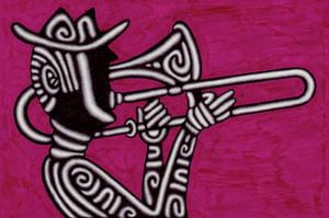 king trombone... by Esperanza19
