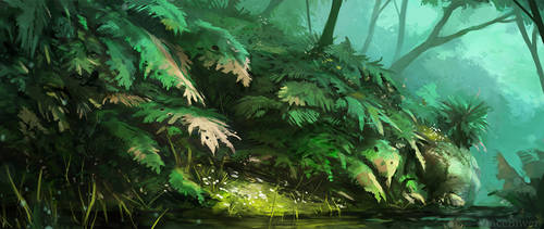 River by BiwerVincent