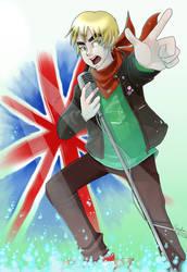 Hetalia - British rock by sego-chan