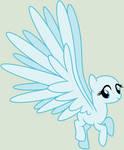 8 Big Winged Pony Base