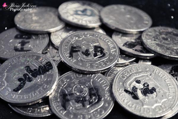 Wedding Coins by Sakura060277