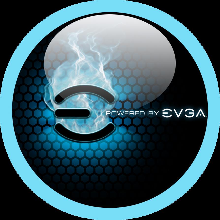Evga Wallpaper: EVGA Glowing Glass Orb By Climber07 On DeviantArt
