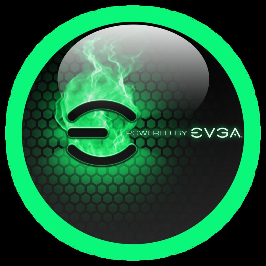 Evga Wallpaper: EVGA Glowing Green Orb Green By Climber07 On DeviantART