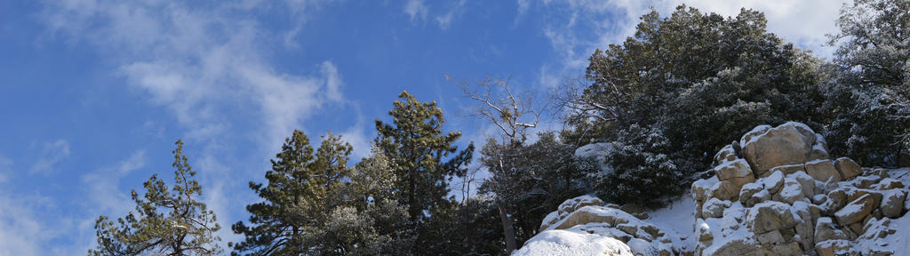 Mountain Snow Dual Monitor Wallpaper 3840 X 1080 By