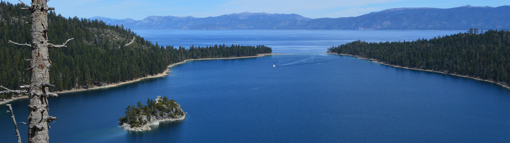 Lake Tahoe Emerald Bay by climber07