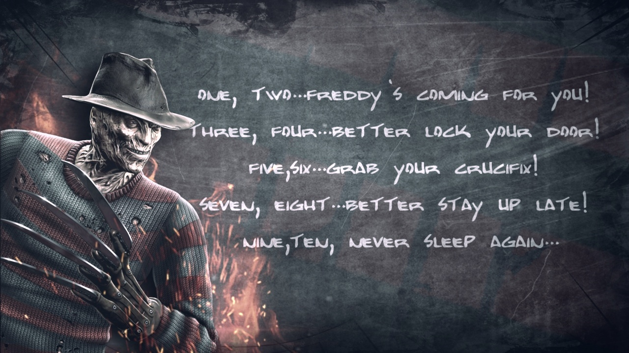 Freddy Krueger Wallpapers - Quoteko.