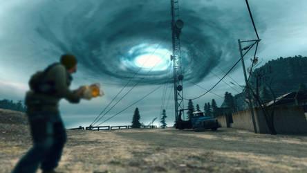 Half Life 2 - Portal Storm by MikeMovies