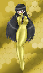 Isokaze gold tape mummified by kkkkp