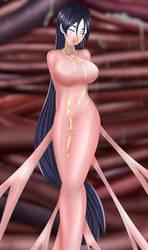 Minamoto No raikou vored vac slime 2 by kkkkp