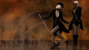 Steampunk Haus Of Gaga