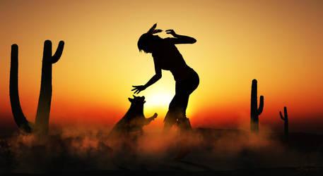 Coyote Dancer