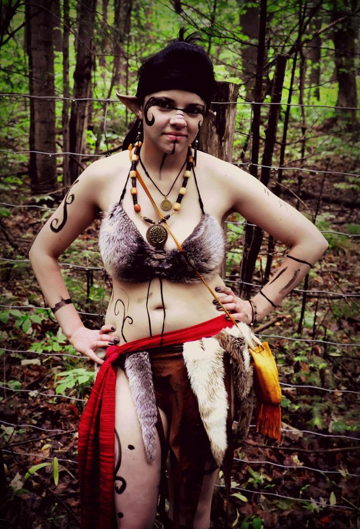 Scarlett Wild Nude Photos 65