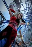 Harley Quinn Arkham Carnival