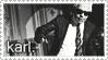 karl lagerfeld stamp. by ryupon