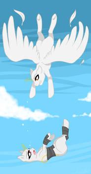Falling - Pony base 15