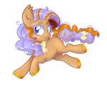 OPEN PAYPAL AUCTION - Caramel Flower by Arxielle