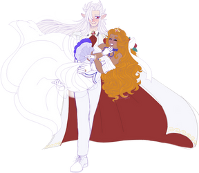 Newlyweds by Arxielle