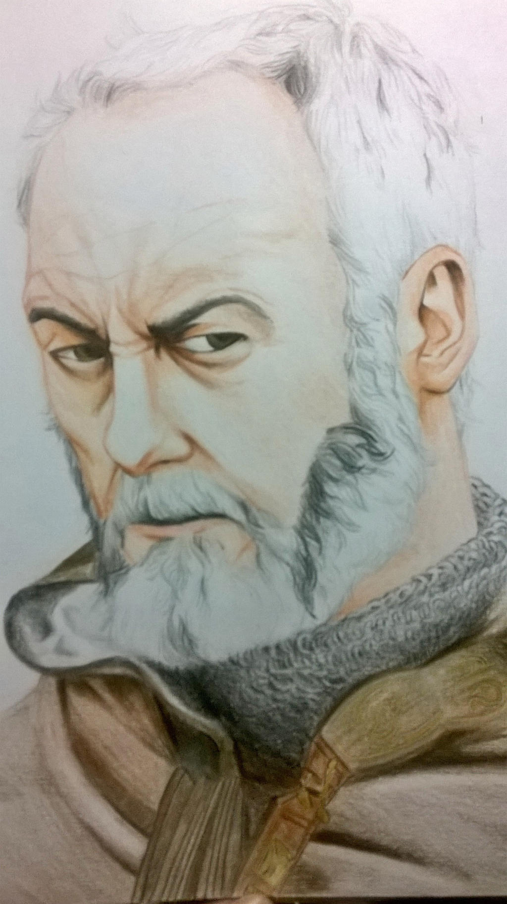 Ser Davos Seaworth by JasonAvenger23