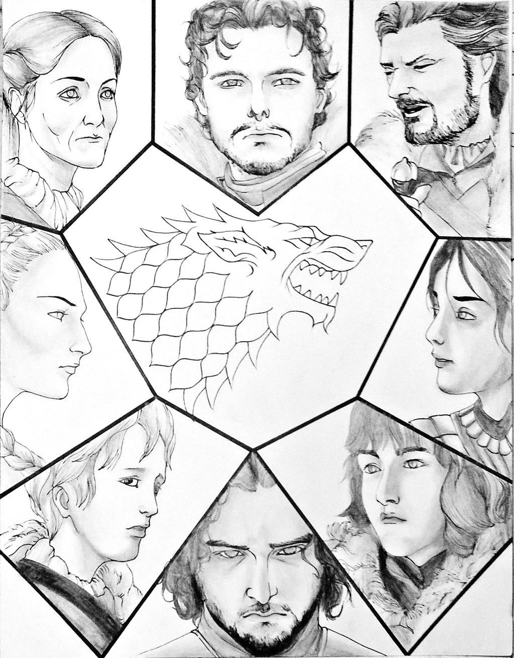 House of Stark by JasonAvenger23