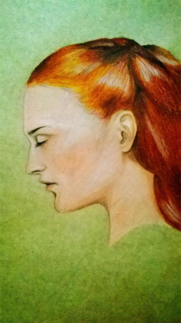 Sansa WIP by JasonAvenger23